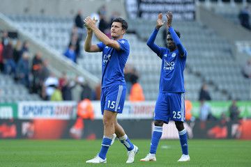 Onyinye Wilfred Ndidi Newcastle United vs. Leicester City - Premier League