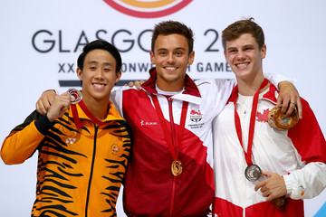 Ooi Tze Liang 20th Commonwealth Games: Diving