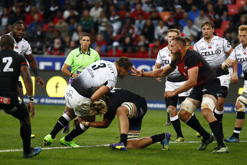 Oosthuizen Super Rugby Rd 12 - Kings v Sharks