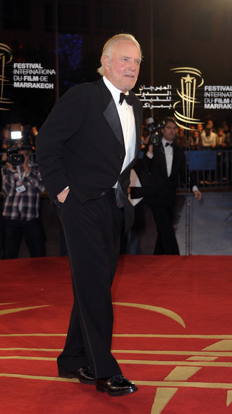 Actor James Caan arrives at the Opening Ceremony of the Marrakech 10th International Film Festival on December 3, 2010 in Marrakech, Morocco.