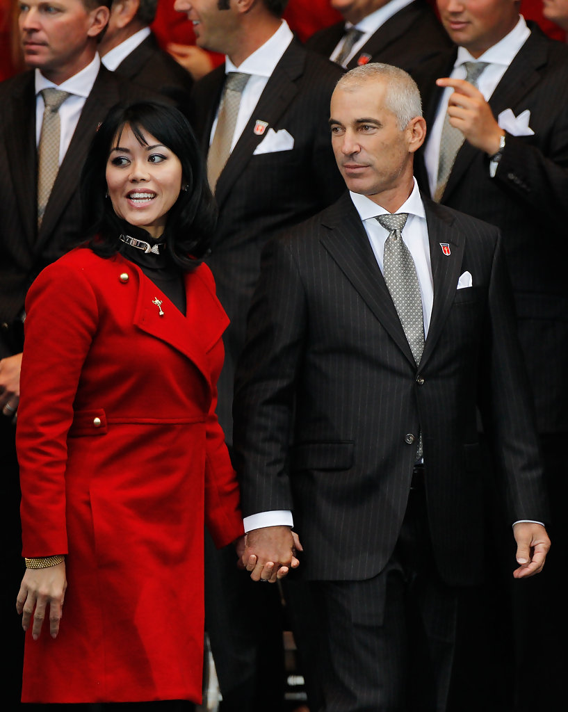 Lisa Pavin Photos Photos Opening Ceremony 2010 Ryder Cup