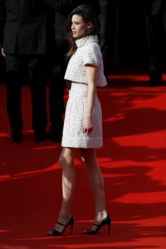 Meet Àstrid Bergès-Frisbey, Your Next Style Crush