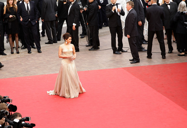 Actress Aishwarya Rai Bachchan attends the Opening Ceremony at the Palais des Festivals during the 64th Cannes Film Festival on May 11, 2011 in Cannes, France.