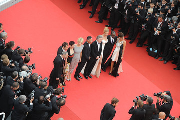 Olivier Assayas Haroun Opening Ceremony - 64th Annual Cannes Film Festival