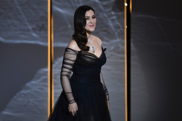 Monica Bellucci In Opening Ceremony The 70th Annual Cannes