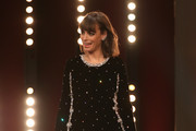 """Member of the International Jury Berenice Bejo gets on stage at the opening ceremony and """"My Salinger Year"""" premiere during the 70th Berlinale International Film Festival Berlin at Berlinale Palace on February 20, 2020 in Berlin, Germany."""