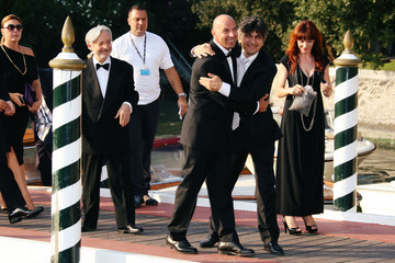 Vincenzo Salemme Opening Ceremony And Baaria Red Carpet: 66th Venice Film Festival