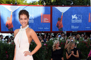 Barbara Palvin in Ethereal Philosophy - Best Dressed at the 2016 Venice Film Festival