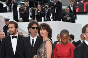 "Jury members Jake Gyllenhaal, Sophie Marceau and Rokia Traore attend the opening ceremony and premiere of ""La Tete Haute"" (""Standing Tall"") during the 68th annual Cannes Film Festival on May 13, 2015 in Cannes, France."