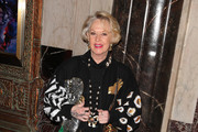 Actress Tippi Hedren attends the opening night of 'CATS' at the Pantages Theatre on March 9, 2010 in Hollywood, California.