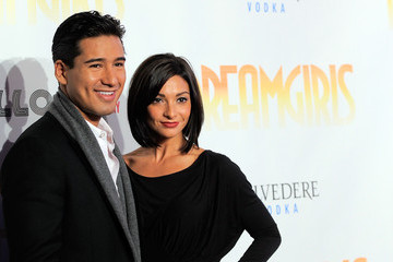 """Mario Lopez Opening Night Of """"Dreamgirls"""" - Arrivals And Curtain Call"""