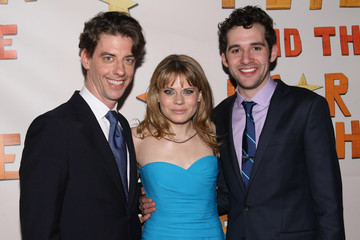 Adam Chanler-Berat Opening Night Of Peter And The Starcatcher On Broadway - After Party