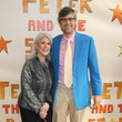 Mo Rocca Opening Night Of Peter And The Starcatcher On Broadway - Arrivals And Curtain Call