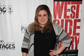 """Kaycee Stroh Opening Night Of """"West Side Story"""" At The Pantages Theatre - Red Carpet"""