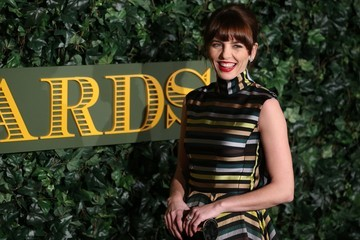 Ophelia Lovibond 62nd London Evening Standard Theatre Awards 2016