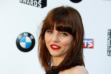 Ophelia Lovibond South Bank Sky Arts Awards - Arrivals