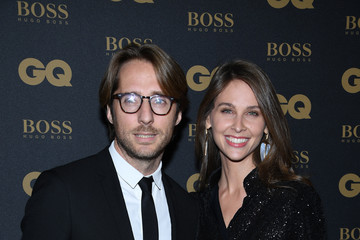 Ophelie Meunier GQ Men of the Year Awards 2017 at Le Trianon in Paris