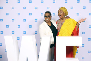 Oprah Winfrey Celebs Come Together at WE Day California to Celebrate Young People Changing the World