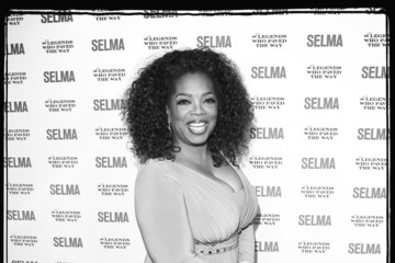 """Oprah Winfrey The Legends Who Paved The Way Gala - Special Screening Of Paramount Pictures' """"SELMA"""" - Arrivals"""