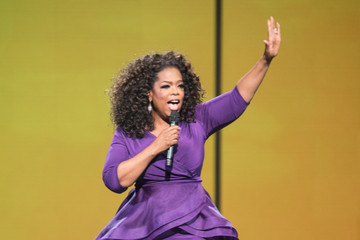 Oprah Winfrey Oprah's The Life You Want Weekend - Day 1