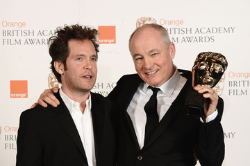 Barry Ackroyd Orange British Academy Film Awards 2010 - Winners Boards