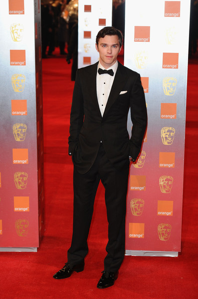 Actor Nicholas Hoult attends the 2011 Orange British Academy Film Awards at The Royal Opera House on February 13, 2011 in London, England.
