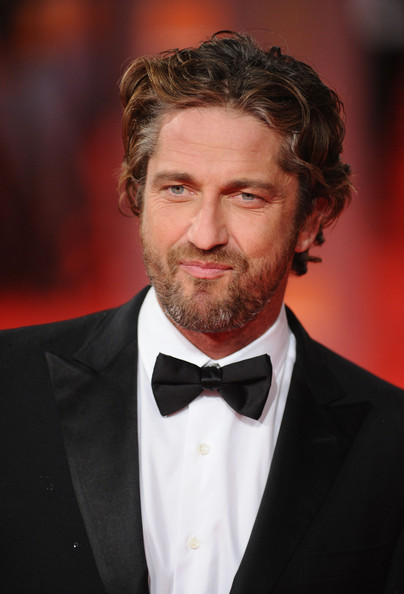 Gerard Butler arrives for the Orange British Academy Film Awards at The Royal Opera House on February 13, 2011 in London, England.
