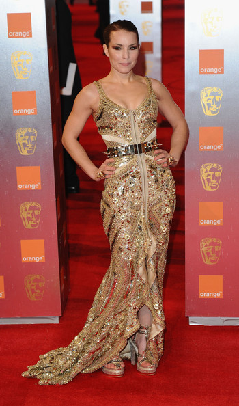 Actress Noomi Rapace attends the 2011 Orange British Academy Film Awards at The Royal Opera House on February 13, 2011 in London, England.