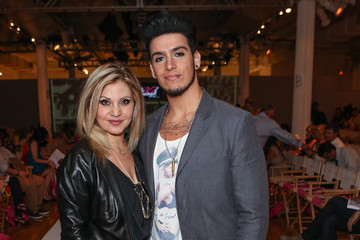 Orfeh Sammi Sweetheart - Front Row - Spring 2013 Style360