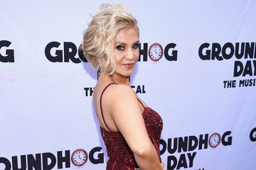 """Orfeh """"Groundhog Day"""" Broadway Opening Night - Arrivals & Curtain Call"""