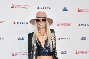 Orianthi 2020 Musicares Person Of The Year Honoring Aerosmith - Arrivals