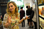 Vanessa Ray celebrates Origins new discovery store concept at Origins SouthPark on December 4, 2015 in Charlotte, North Carolina.