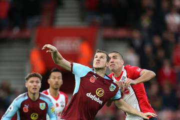 Oriol Romeu Southampton v Burnley - Premier League