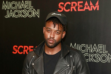 Oritse Williams Michael Jackson's 'Scream' Album Launch - Arrivals