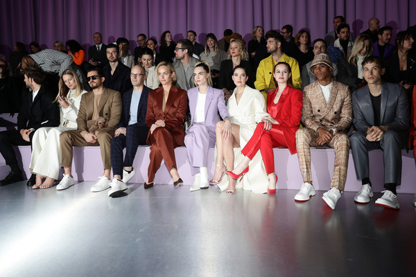 BOSS - Front Row - Milan Fashion Week Fall/Winter 2020 - 2021