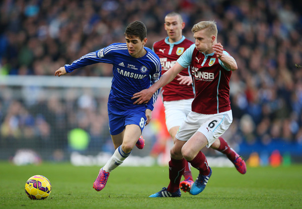 Chelsea v Burnley - Premier League