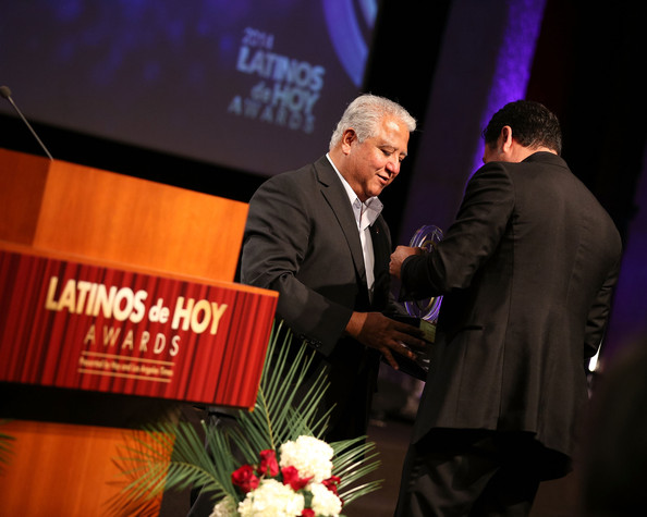 The '2014 Latinos De Hoy Awards' Presented By Hoy And Los Angeles Times []