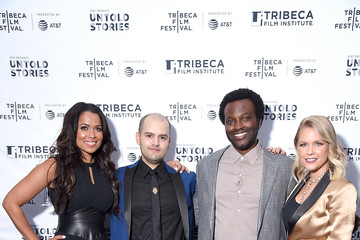 Oscar Hernandez 2018 Tribeca Film Festival After-Party For 'Nigerian Prince,' Hosted By AT&T At Magic Hour Rooftop Bar & Lounge