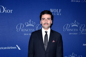 Oscar Isaac Arrivals at the Princess Grace Awards Gala
