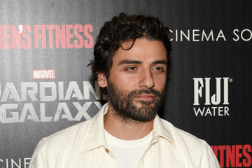 Oscar Isaac 'Guardians of the Galaxy' Screening in NYC — Part 2