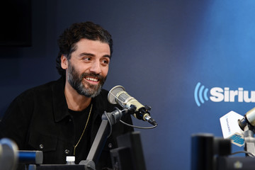 Oscar Isaac Celebrities Visit SiriusXM - March 11, 2019