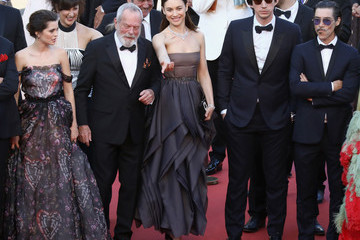 Oscar Jaenada Closing Ceremony And 'The Man Who Killed Don Quixote' Red Carpet Arrivals - The 71st Annual Cannes Film Festival