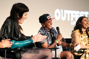 Our Lady J River Gallo Outfest Los Angeles LGBTQ Film Festival's 5th Annual Trans And Nonbinary Summit