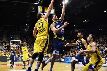 Owen Klassen EWE Baskets Oldenburg v Phoenix Hagen - BBL