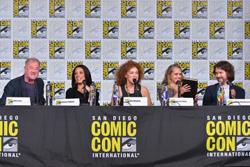 Owen Teale Comic-Con International 2018 - 'A Discovery Of Witches' Panel