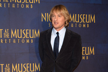 Owen Wilson 'Night at the Museum: Secret of the Tomb' Premiere