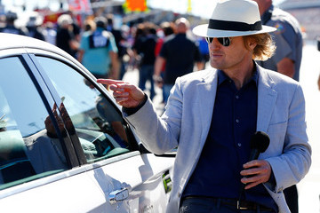 Owen Wilson 59th Annual DAYTONA 500