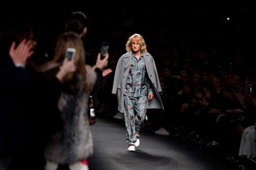 Owen Wilson 'Zoolander 2' at Paris Fashion Week