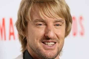 Owen Wilson Premiere of Relativity Media's 'Masterminds' - Arrivals