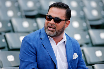 Ozzie Guillen Chicago White Sox v Chicago Cubs